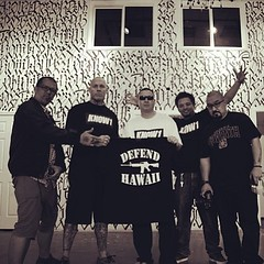 "DEFEND HAWAII x @vsknow1 x @defer_k2s x @og_slick x  @justwilliet • <a style=""font-size:0.8em;"" href=""http://www.flickr.com/photos/89357024@N05/8555865340/"" target=""_blank"">View on Flickr</a>"