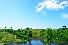 Nature (Moshiur Rahman Mehedi ☼) Tags: lake nature estate tea sylhet bangladesh srimongal mehedi madhobpur moshiur