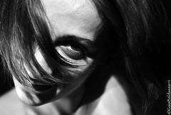 E. (Gaia Baldassarri) Tags: she portrait bw italy woman eye girl beautiful face mystery night contrast hair naked see is photo donna interesting nikon gesicht foto darkness time head secret fear dream young enigma special kind odd just momento second intriguing shake while movimento unusual sight moment melancholy tear blink gaia bianco nero occhio notte schwarz twinkling viso strano bellezza fascinating ragazza schnheit augenblick contrasti contrasto oscurit semplicit affascinante attimo intrigante delicatezza photofraphy battito d700 inusuale fenomenology baldassarri gaiabaldassarri