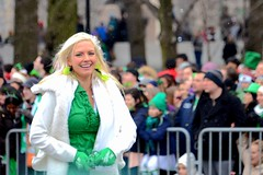 St. Patricks Day weekend in Chicago (Jamie McCaffrey) Tags: irish woman chicago green st nikon pretty day paddy patrick parade paddies saintpatrick 28300 d600 2013