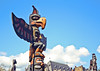 (A Great Capture) Tags: trip travel vacation sky people canada art beautiful vancouver island colorful bc native britishcolumbia totem columbia victoria pole vancouverisland british colourful westcoast ald ash2276 ashleyduffus vancouver2010a ashleylduffus wwwashleysphotoscom
