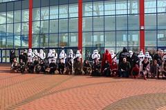 MEMorabilia/Comic Con, Birmingham, Spring 2013 (AdinaZed) Tags: birmingham comic 501st con memorabilia nec mem 501 ukg ukgarrison