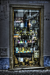 Evora Shop Window (Nigel Smith Photography) Tags: portugal canon photography creative soe hdr canoneos400d niksoftware photographyforrecreation nigelsmithphotography