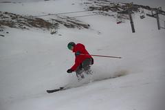 Artyom (Ekaterina Sotova) Tags: winter sun snow mountains girl snowboarding happy march spring ride russia extreme freeride holydays biy madnes caucas 2013 dombay karachaycherkessia