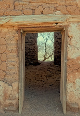 Mission San Cayetano de Calabazas (bo mackison) Tags: arizona southwest architecture ruins doors mission nationalparkservice missions historicplace churchruins nationalhistoriclandmark southernarizona nationalregisterofhistoricplaces tohonooodham tumacacorinationalhistoricpark tumacacoriarizona coyotegourds sancayetanodecalabazas builtc17611773 establishedbyfatherfranciscoxavierpauer nearthesantacruzriver