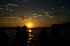 together (pyan ishak) Tags: silhoutte sabahsunset sonya37