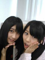  NMB48 [ʕ•͓͡•?]  : 4期研究生 明石奈津子 鏡が....(゜ロ゜; #NMB48