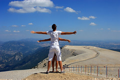 We believe we can fly..... (Carine.C) Tags: sky france paysage vaucluse montventoux
