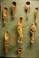 Wooden spoons (konde) Tags: wood ancientegypt
