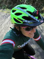 Evidence of Participation (Lynne Fitz) Tags: bicycle oregon sweetpea 100k permanent populaire randonneur