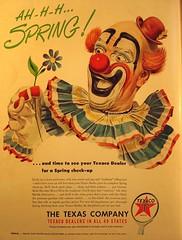 Texaco Gas Advertisement Life Magazine April 1950 (SenseiAlan) Tags: life magazine gas advertisement april texaco 1950