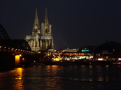 Cologne early in the Morning (MuninMoon) Tags: night germany deutschland cathedral nacht dom cologne kln