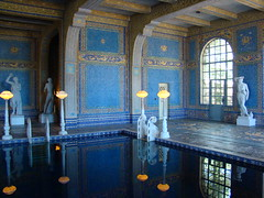 The Roman Pool - Hearst Castle (Christian K McCoy) Tags: california sansimeon hearstcastle pacificcoasthighway romanpool cabrillohighway sansimeonca