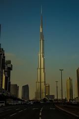 Day 036 - Burj Khalifa (Take 2) (Big Sky MT) Tags: skyscraper canon dubai mark iii uae khalifa photoaday 5d burj photoclub businessbay burjkhalifa zphotoaday