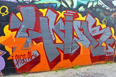 Hour (graffinspector) Tags: california street art cali wall graffiti al pieces tag tags hour pigs vandalism graff tagging flick burners vandals throwups flicks