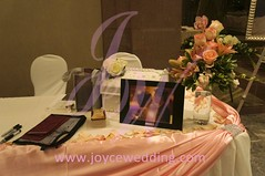 (Joyce Wedding Services) Tags: pink roses white money table sweet box decoration picture romantic receiving drapery centerpieces uploaded:by=flickrmobile flickriosapp:filter=nofilter