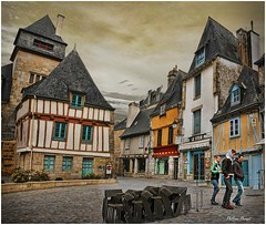 Quimper - Finistre 2013 (Philippe Hernot) Tags: city france bretagne kodachrome 29 ville quimper finistre philippehernot mygearandme rememberthatmomentlevel1