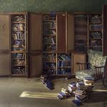 Hotel library  ( explore )