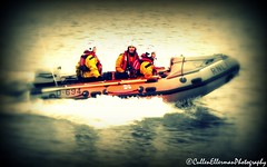 RNLI Heroes!! (Rick Ellerman) Tags: sea water river scotland boat ship aberdeenshire harbour north picasa vessel lifeboat aberdeen northsea dee aberdeenharbour rnli