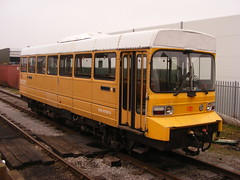 LEV1 (mike_j's photos) Tags: railway wensleydale britishleyland railbus lev1