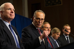 "SENATORS TO OUTLINE BIPARTISAN IMMIGRATION REFORM PROPOSAL • <a style=""font-size:0.8em;"" href=""http://www.flickr.com/photos/32619231@N02/8661709038/"" target=""_blank"">View on Flickr</a>"
