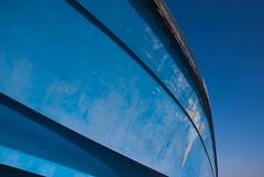 Blue (Bernd H) Tags: blue sky netherlands lines march boat nederland explore noordholland ijmuiden 2013 tamronspaf1750mmf28xrdiiildasphericalif nikond80