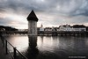 lucerne/luzern (Rex Montalban Photography) Tags: switzerland europe luzern lucerne hdr kapellbrücke hss rexmontalbanphotography sliderssunday