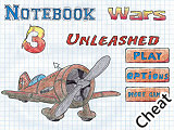 塗鴉大戰3:解放:修改版(Notebook Wars 3: Unleashed Cheat)