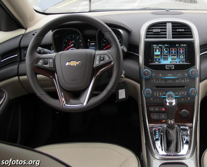 Chevrolet Malibu 2013 Painel