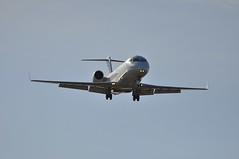[16:51] JP0934 LJU-LHR. (A380spotter) Tags: approach landing arrival finals shortfinals bombardieraerospace canadair cl6002b19 crj200 crj200lr regionaljet s5aae adriaairways adr jp jp0934 ljulhr runway09l 09l london heathrow egll