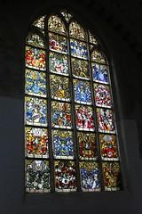 Witraż (magro_kr) Tags: lubeka lübeck lubeck luebeck niemcy germany deutschland szlezwikholsztyn holsztyn schleswigholstein holstein witraż witraz okno stainedglass window