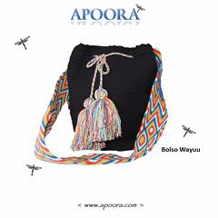 Bolso Wayuu (Apoora Costarica) Tags: mochilas wayuu bolso