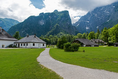 DSC_3850 (svetlana.koshchy) Tags: germany berchtesgadener land berchtesgaden landscape bavaria bayern alps alpen deutschland clouds reflection mountain knigssee outdoor