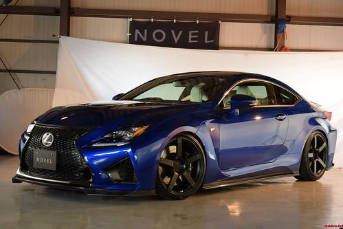Novel Japan Performance Parts for Lexus F Model Line