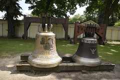 Bells at the Wilanow Palace Church (SpirosK photography) Tags: poland warsaw warszawa βαρσοβία πολωνία bells
