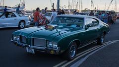Quay For My Car, American Dreams 26-08-2016 075 (Matt_Rayner) Tags: oldsmobile 442