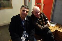 Neil and Bruce (Three Triple R) Tags: broadcastermeeting2016 radiothon2016 ajewelinthejunkheap rrr rrr1027fm