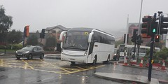 Edwards Coaches (Woolfie Hills) Tags: edwards coaches volvo caetano national express levante