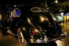 Volkswagen tipo 1 (auto_collector) Tags: italie italia turin torino musee museo automobile volkswagen tipo
