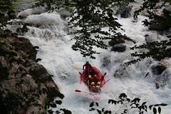 rafting (karlh1970) Tags: waterfalls rafting france raft white water