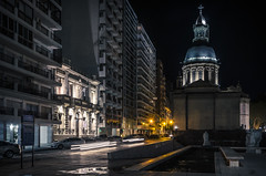 Cupula (Ruby MV) Tags: longexposure nigth nite rosario argentina flag