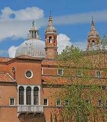 San Giorgio Maggiore. Venise. (caramoul25) Tags: venise venice venezia sangiorgiomaggiore balcon caramoul25