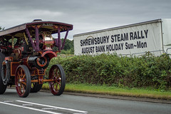 Endurance (Ben Matthews1992) Tags: burrell showmans road loco locomotive 2547 8nhp endurance cosses shrewsbury shropshire onslowpark bl8368 1903 compound old vintage historic preserved vehicle transport traction engine steam