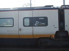 Eurostar Class 373 door and articulated bogies. (DesiroDan) Tags: highspeed1 eurostar eurostarclass373 class373eurostar tgvtmst uktrains ukelectricunits highspeedtrainsintheuk britishrailclass373