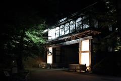 IMG_7561 (Nekogao) Tags: japan summer   tohoku tohokuregion aomori aomoriken aomoriprefecture hirosaki hirosakishi night nightscene nightview hirosakicastle hirosakijo castle japanesecastle