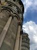 inclinada para salir en la foto? (a_marga) Tags: pisa toscana tuscany italia italy torre inclinada leaning tower