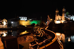 Athlone Castle (cathalgibbons) Tags: athlone ire ireland night water river shannon