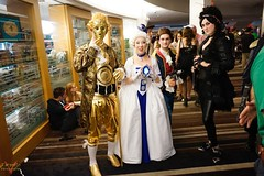 Dragoncon 2016 Cosplay (V Threepio) Tags: dragoncon2016 cosplay costume photography cosplayer photoshoot posing sonya7r 2870mm unedited unretouched straightfromcamera fantasy scifi comiccon dressup modeling atlanta outfit geekculture comics dc2016 girl female guy c3po r2d2 protocoldroid astromech robot victorian posh hansolo darthvader starwars