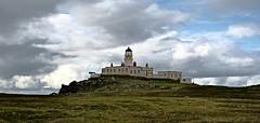 Nest point lighthouse, Isle of Skye (CortoMaltese83) Tags: scotland lighthouse isleofskye skye nikon nikonflickraward greatbritain unitedkingdom nestpoint see scozia cloudy