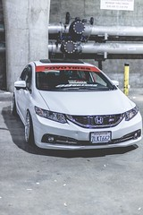 #Honda #Civic #Si #Fb6 (SupremeVsuals) Tags: honda civic si fb6